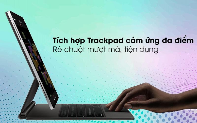 Bàn phím Magic Keyboard iPad Pro 11 (MXQT2ZA/A) - Trackpad