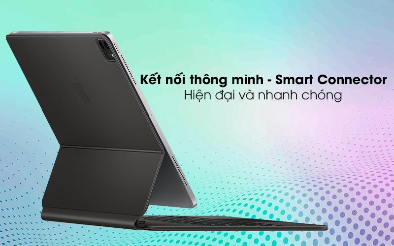 Bàn phím Magic Keyboard iPad Pro 11 (MXQT2ZA/A) - Smart Connector