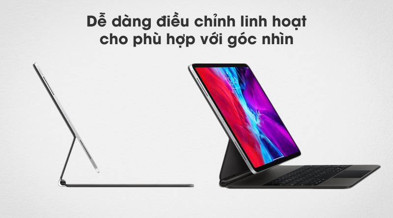 Bàn phím Smart Keyboard iPad Pro 12.9 (MXQU2ZA/A) - Điều chỉnh linh hoạt