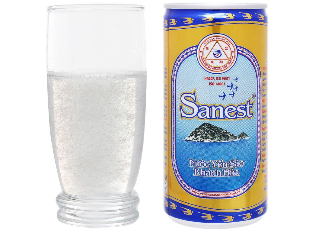 Lốc 6 lon nước yến sào Khánh Hòa 190ml 8