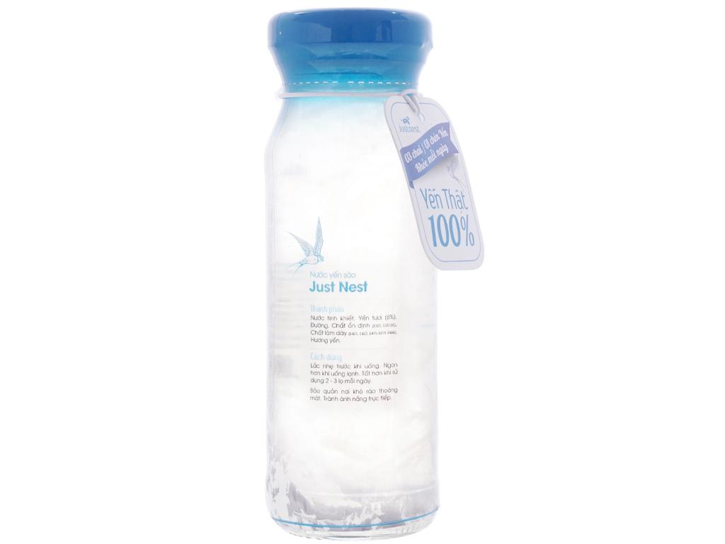 Nước yến thiên nhiên Justnest 120ml 2