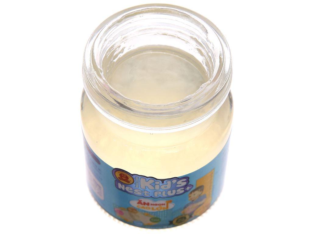 Hộp 6 hũ nước yến cho bé Thiên Việt Kids Nest Plus+ hương cam 70ml 4
