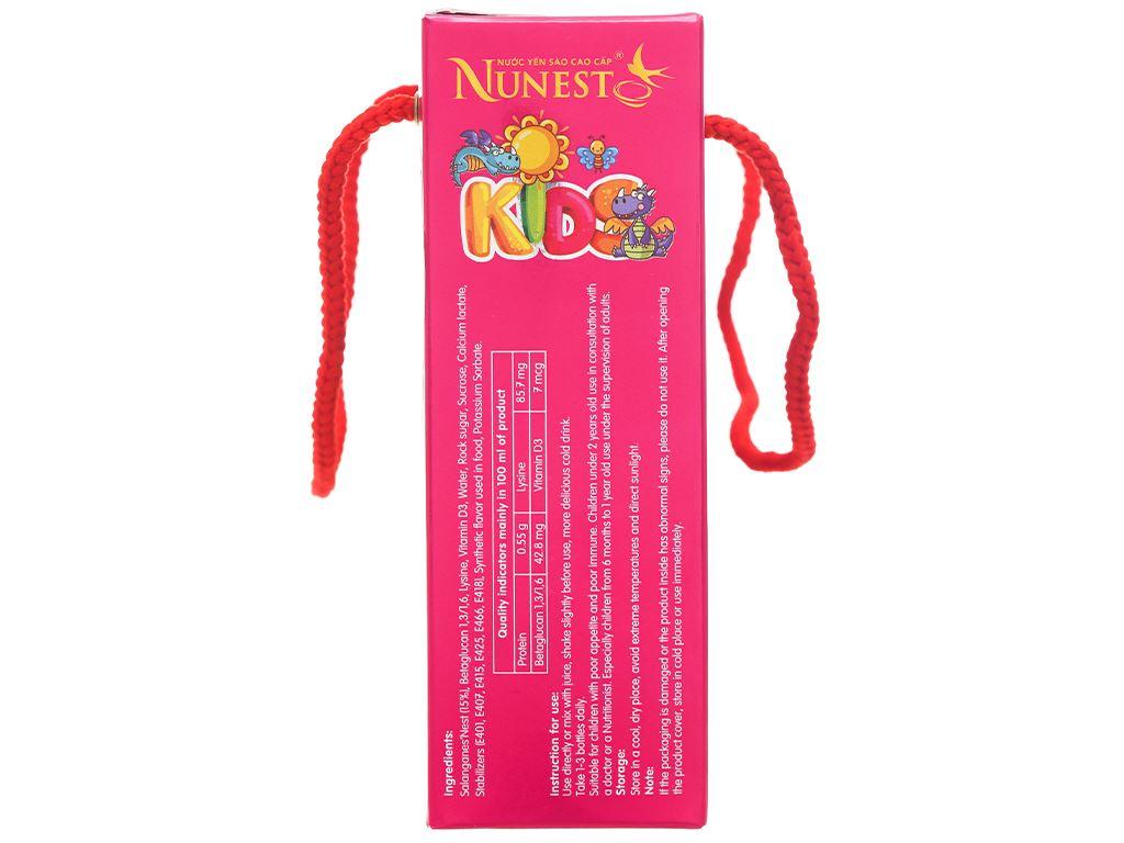 Lốc 6 hũ nước yến sào Nunest Kid 420ml 5