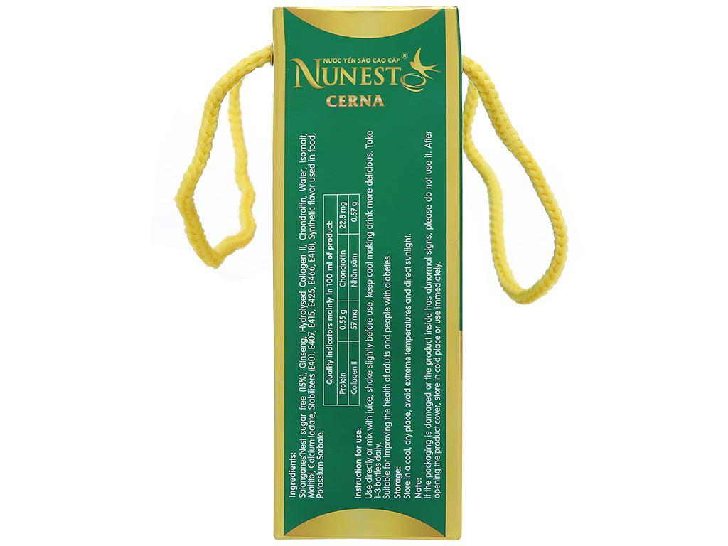 Lốc 6 hũ nước yến sào Nunest Cerna 420ml 5