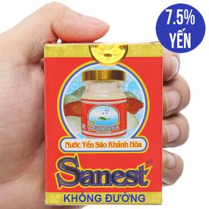 Nước yến sào Khánh Hòa không đường 70ml