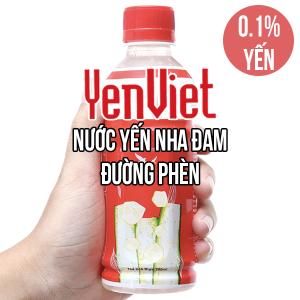 Nước yến Yến Việt nha đam chai 280ml