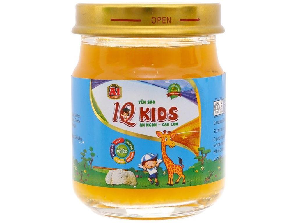 Nước yến sào cho bé A1 IQ Kids 70ml 1