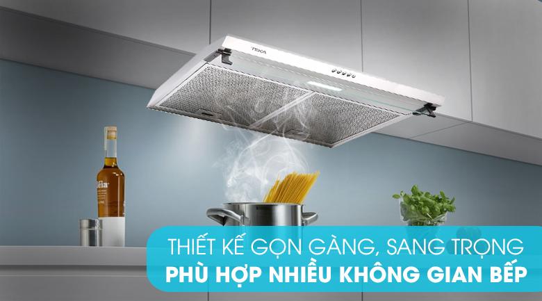 Thiết kế ẩm tủ - Máy hút mùi âm tủ TEKA CH 1070BG