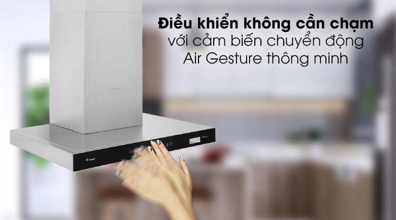 Air Gesture - Máy hút mùi Pramie TT32-700