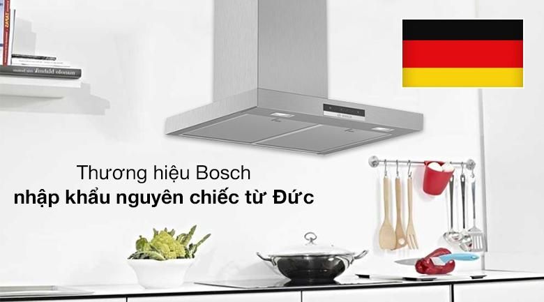 Xuất xứ - Máy hút mùi áp tường Bosch DWB66DM50B