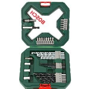 Bộ mũi khoan và vặn vít 34 món Bosch X-Line Đang cập nhật
