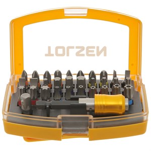 Bộ dụng cụ đa năng Bộ vít đa năng cầm tay 38 món Tolsen 20370 Không