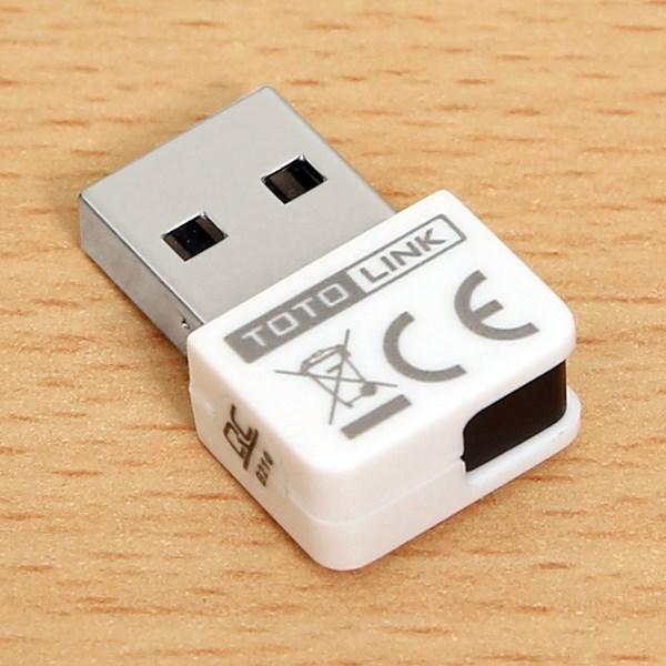 USB Wifi 150Mbps Totolink N150USM Trắng