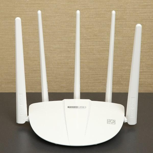 Router Wifi Băng Tần Kép Totolink A810R Trắng