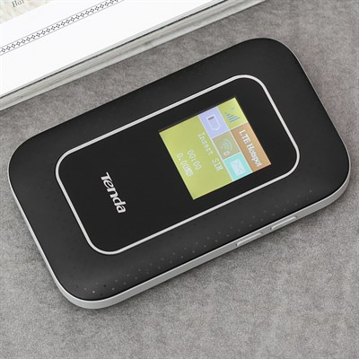 Bộ Phát Wifi Di Động 4G LTE 150Mbps Tenda 4G185 Đen