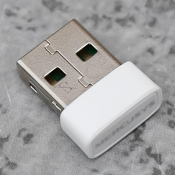 USB Wifi 150 Mbps Mercusys MW150US Trắng