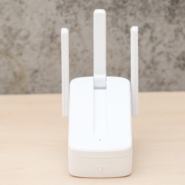 Repeater (bộ mở rộng sóng) Wifi Chuẩn N Mercusys MW300RE Trắng
