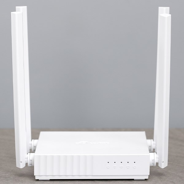 Router Wifi Chuẩn AC750 TP-Link Archer C24 Trắng