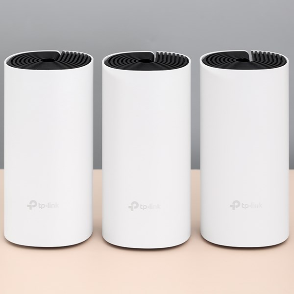 Router Wifi Mesh 3 Pack AC1200 TP-Link Deco M4 Trắng