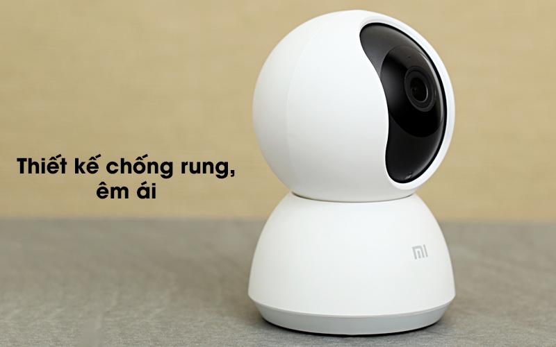 Camera IP Mi Home 360 Độ 1080P Xiaomi QDJ4041GL trắng có khả năng chống rung