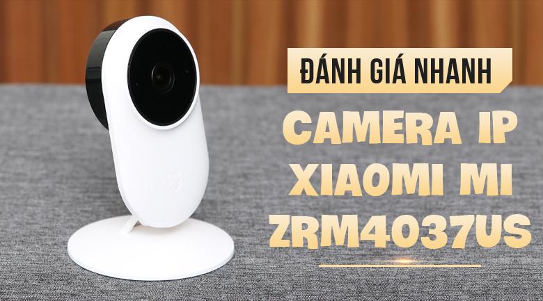 Camera Giám Sát Full HD Xiaomi Mi Home Basic ZRM4037US