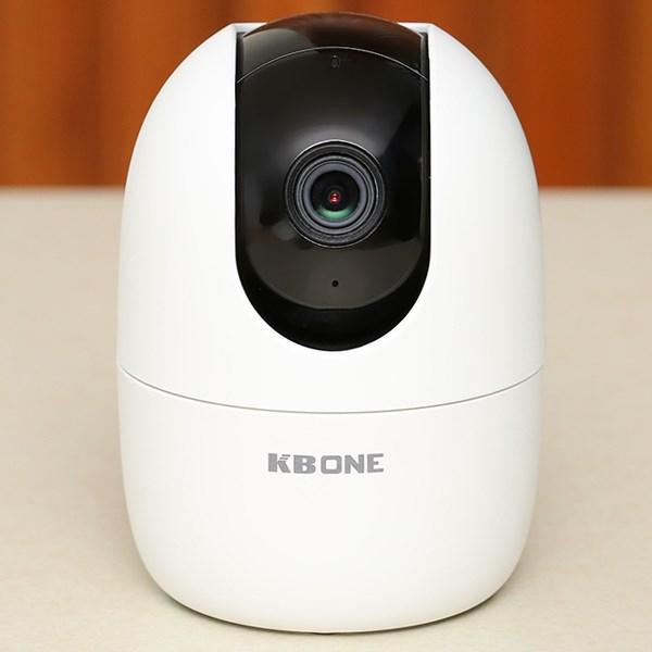 Camera IP 1080P Kbvision KN-TGH21PWN Trắng