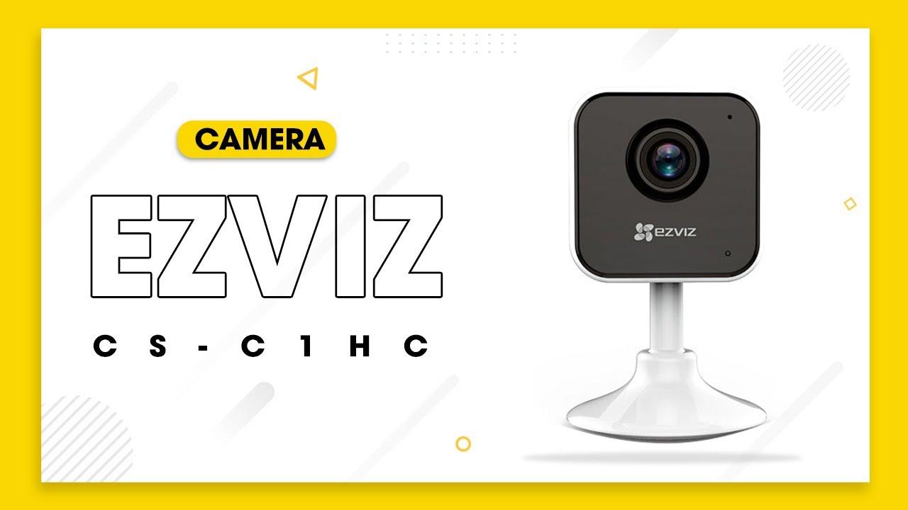 Camera Giám Sát Full HD Ezviz CS-C1HC (D0-1D2WFR)