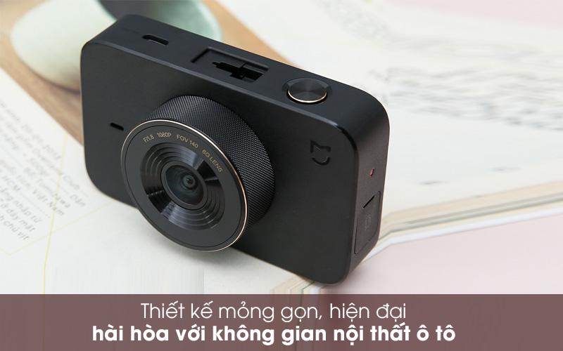 Camera Hành Trình 1080P Xiaomi Mi Dash Cam 1S Đen - chính hãng, giá rẻ
