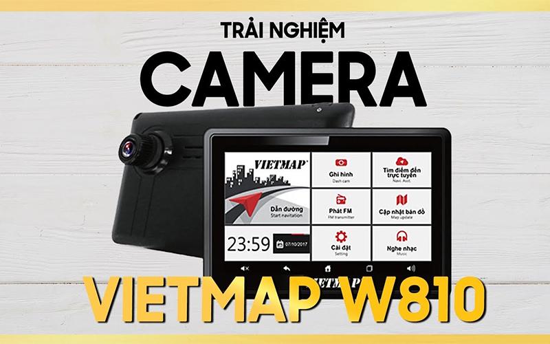 Camera Hành Trình Full HD Vietmap W810