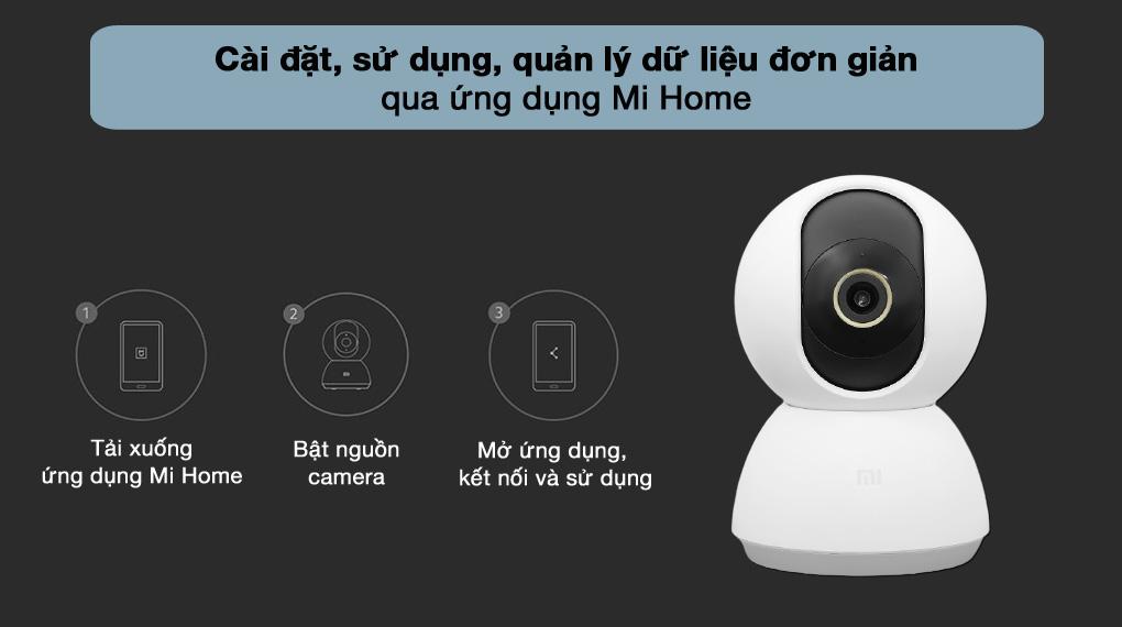 Ứng dụng MiHome - Xiaomi BHR4457GL