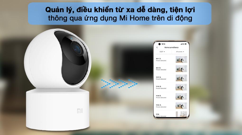Mi Home - Camera IP Mi Home 360 Độ 1080P Xiaomi BHR4885GL