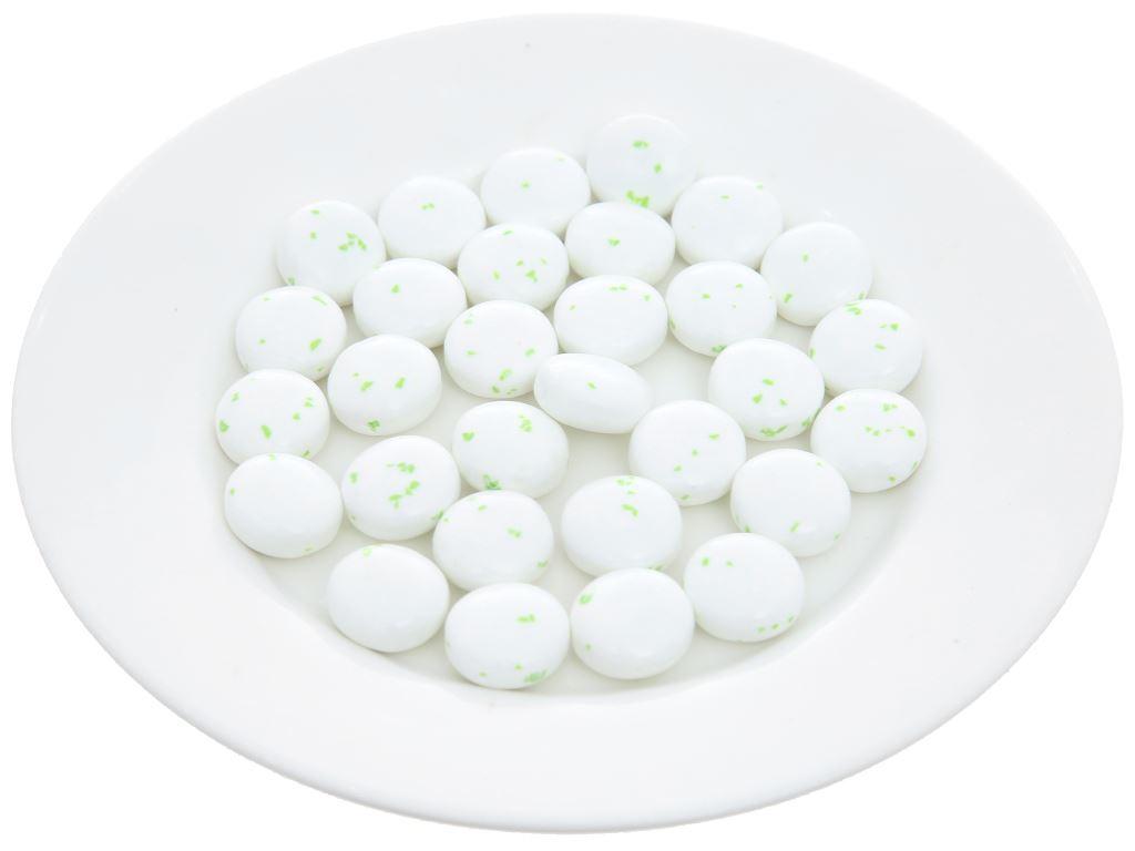 Sing-gum không đường Mentos Pure Fresh hương Lime Mint hũ 61.25g 4