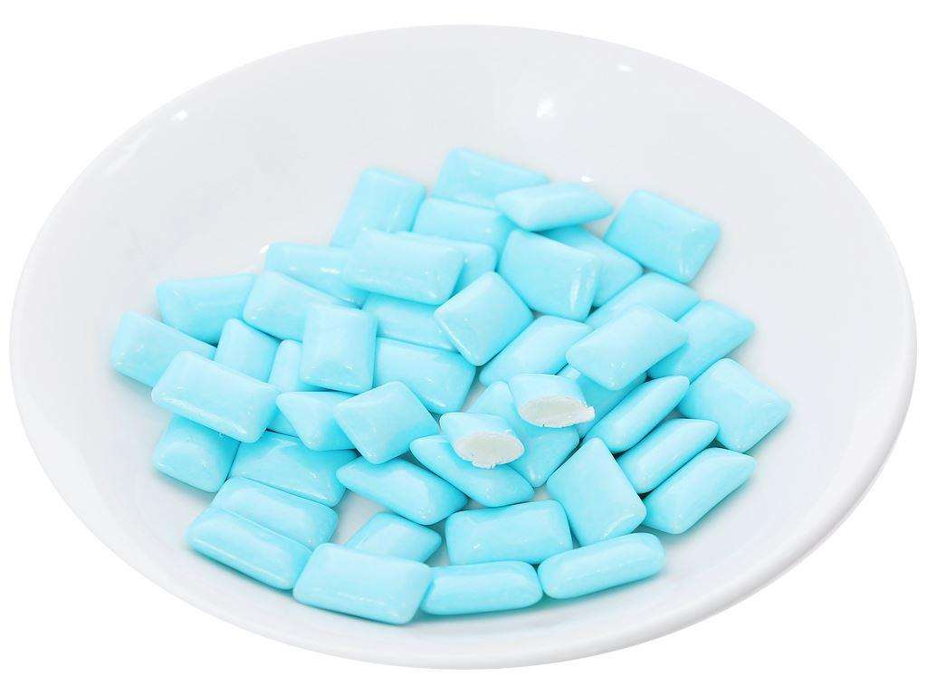 Kẹo gum không đường Lotte Xylitol hương Fresh Mint hũ 137.8g 5