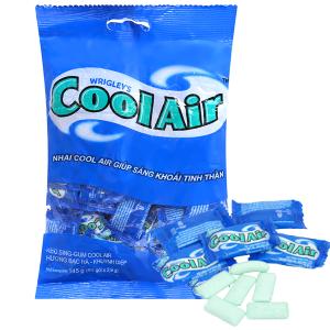 Kẹo sing-gum Cool Air hương bạc hà khuynh diệp gói 145g