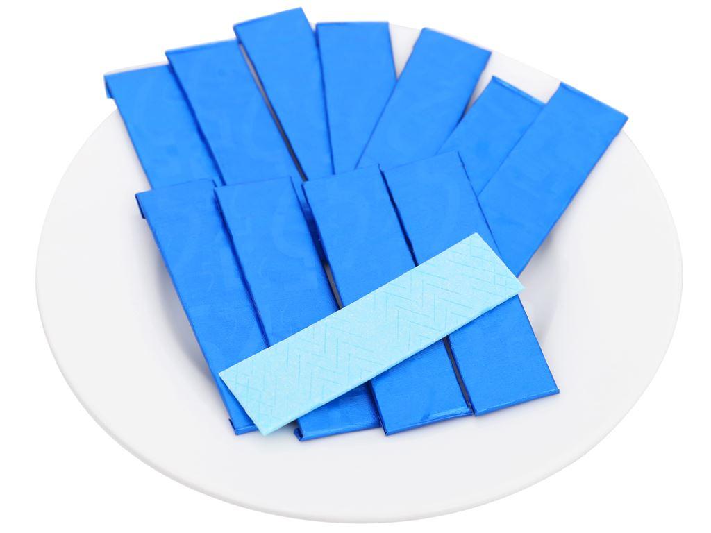 Kẹo sing-gum không đường Wrigley Cobalt số 5 hương bạc hà hộp 32g 5