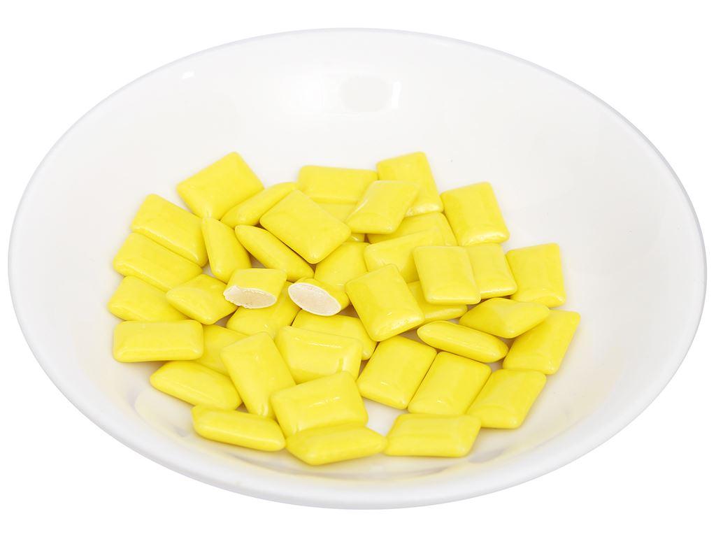 Kẹo gum không đường Lotte Xylitol hương tắc bạc hà vỉ 11.6g 5