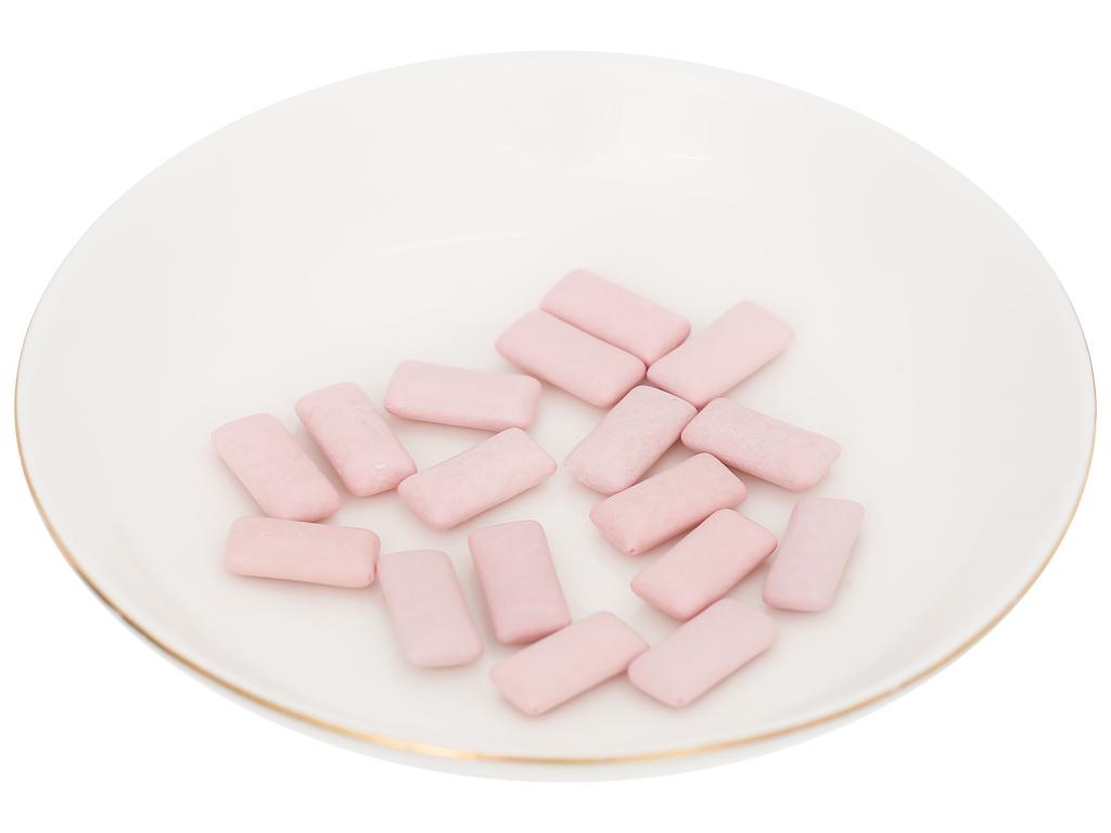 Kẹo sing-gum DoubleMint Peppermint hương nho hũ 58.4g 5