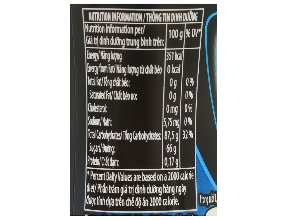 Kẹo gum Trident Ice hương bạc hà hũ 56g 5