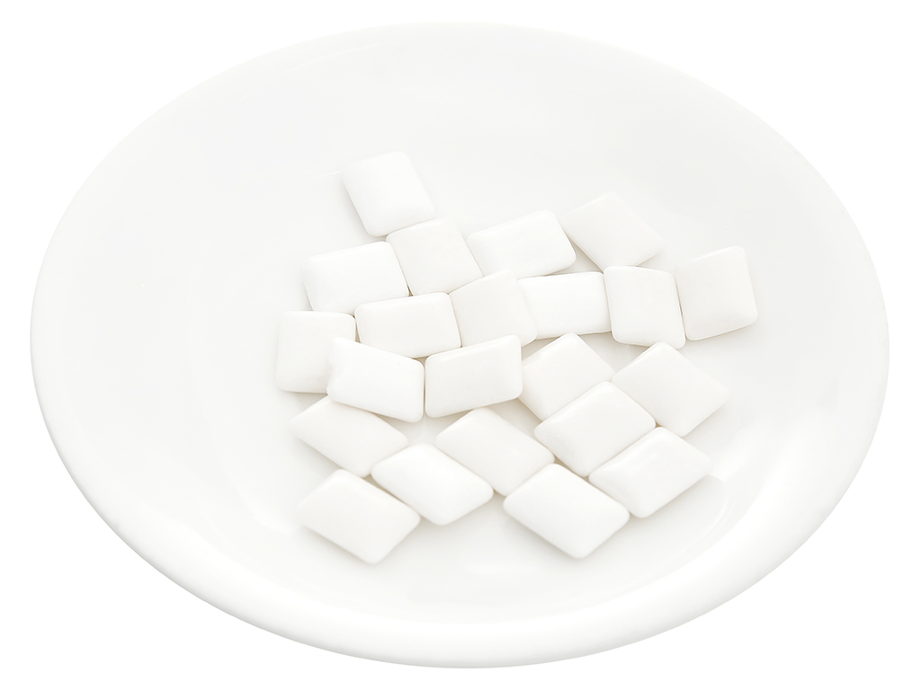 Kẹo gum Trident Ice hương bạc hà hũ 56g 7