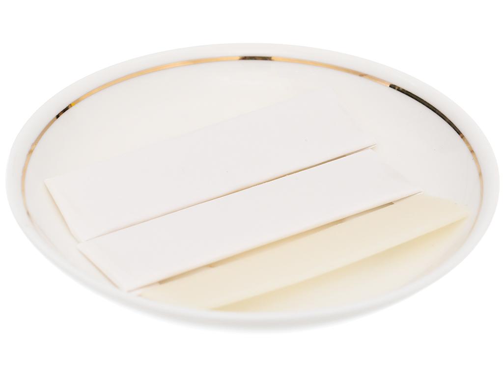 Kẹo gum Trident Ice hương bạc hà thanh 13.5g 5