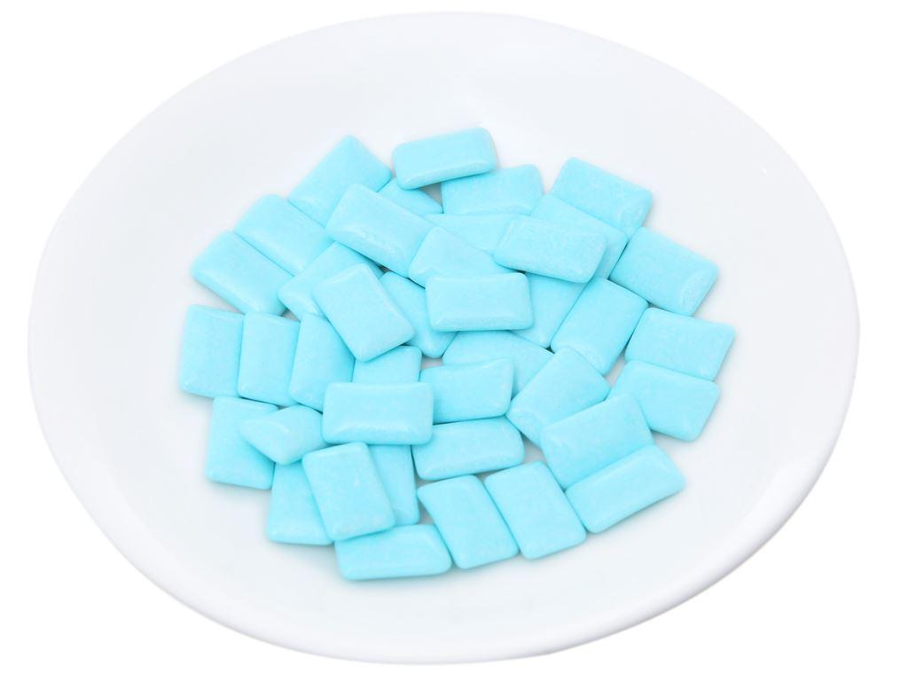 Kẹo gum không đường Lotte Xylitol hương Fresh Mint hũ 58g 4