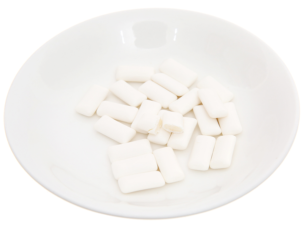 Sing-gum không đường Extra hương bạc hà hũ 56g 4