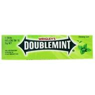 Kẹo cao su Doublemint vị bạc hà 15g