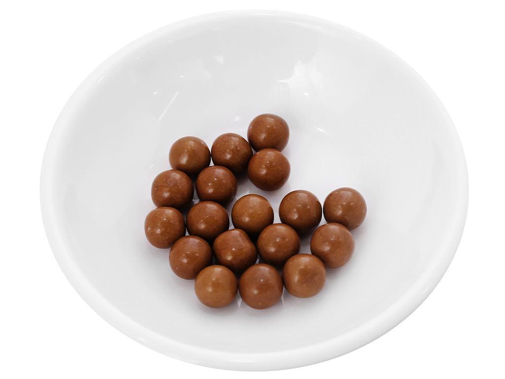 Kẹo gum bong bóng Lotte Fusen Nomi hương cola chanh hũ 15g 7