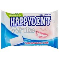 Kẹo cao su Happydent White vị bạc hà 11,2g (10 viên)