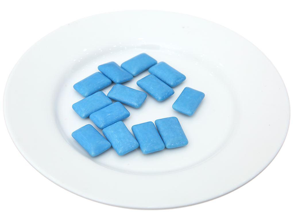 Kẹo gum không đường Lotte Xylitol Cool hũ 58g 4