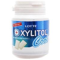 Singum Xylitol Cool không đường hương Bạc hà hũ 58g