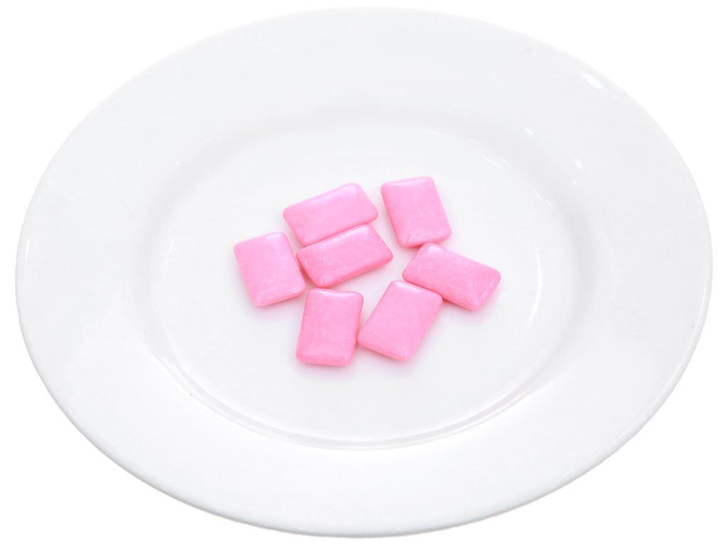 Kẹo sing-gum Lotte Xylitol hương Strawberry Mint vỉ 11.6g 4