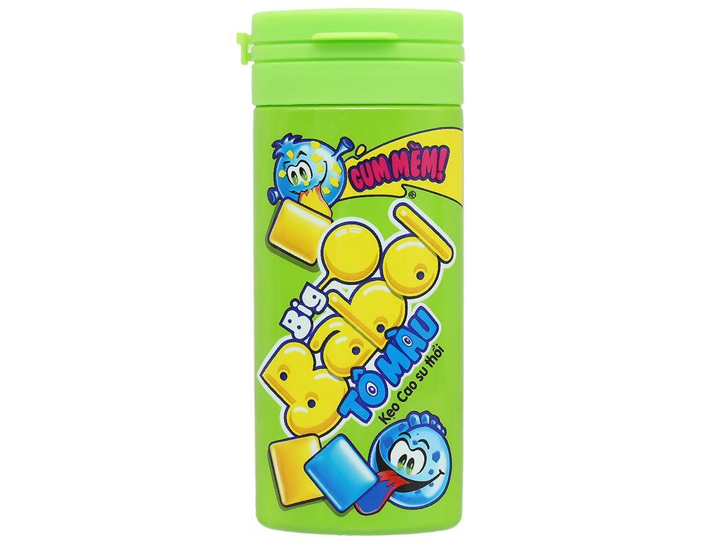 Kẹo gum thổi Big Babol hũ 16g (giao màu ngẫu nhiên) 1