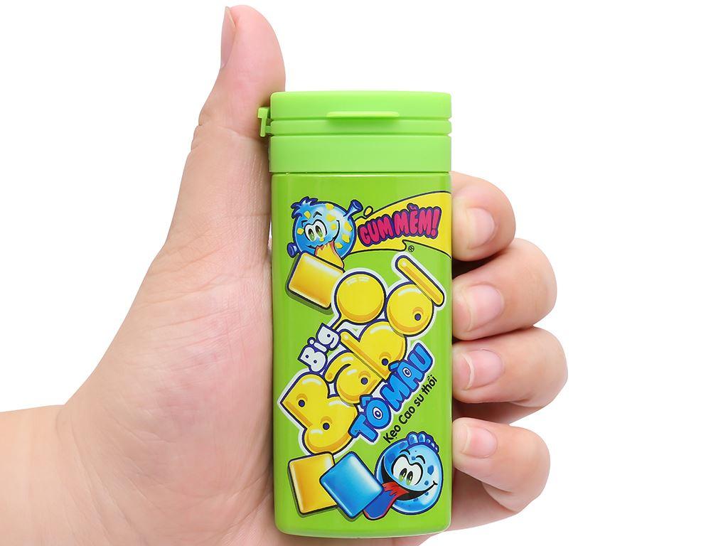 Kẹo gum thổi Big Babol hũ 16g (giao màu ngẫu nhiên) 4